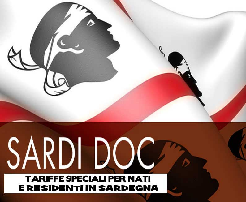 Special rates for Sardinian